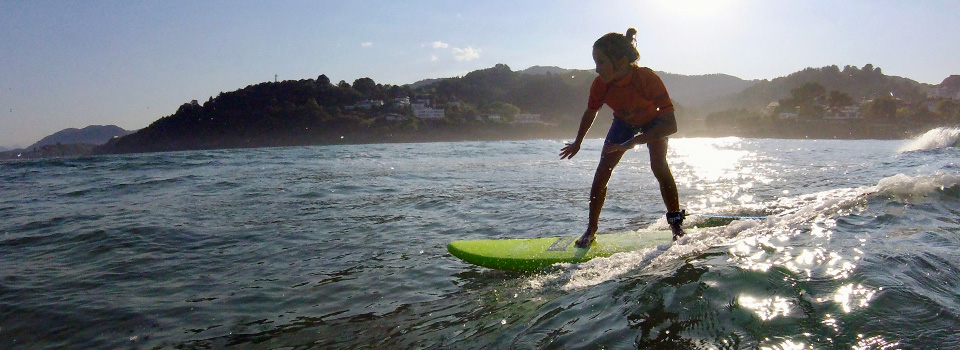 Learn Surfing in Mundaka