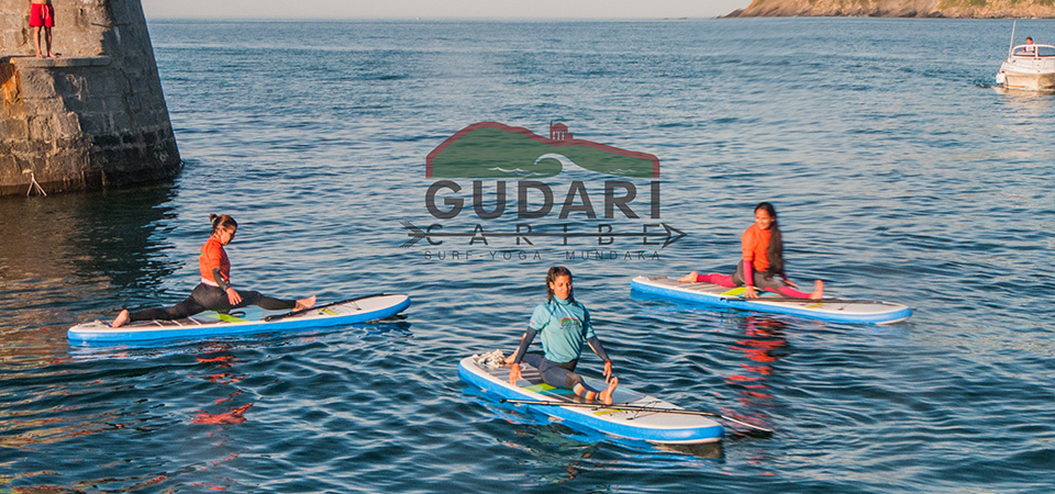 SUP, Pilates and Yoga classes Mundaka