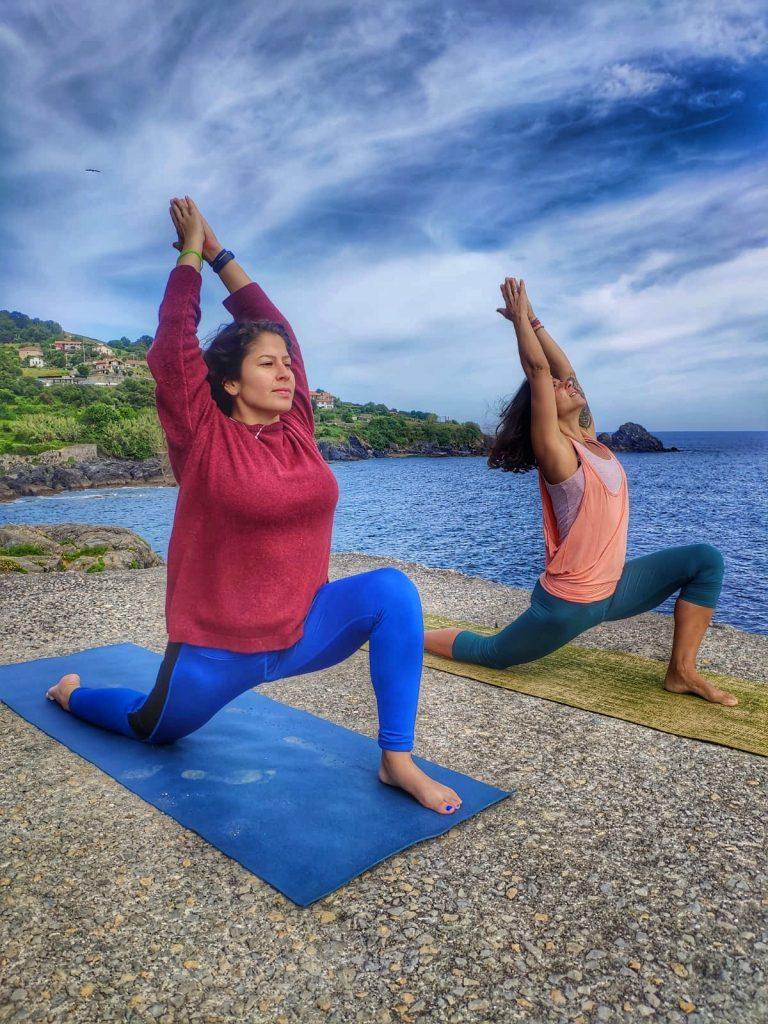Clases de Yoga en Mundaka