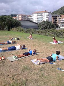 pilates child