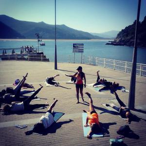 pilates grupo